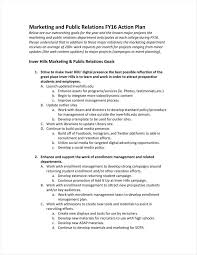 10 public relations proposal templates free pdf doc format