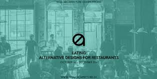 eating alternative designs for restaurants archpaper com