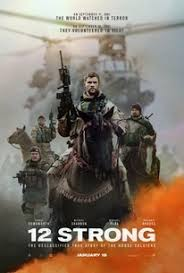 12 strong 2018 rotten tomatoes
