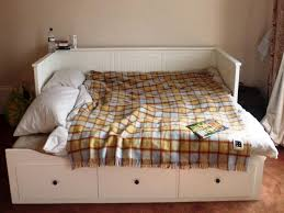 white wood daybed with storage choosing day beds ikea