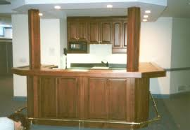 custom basement wet bar by woodworking unlimited inc custommade com