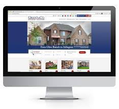 Builder Designs by Grant New Homes Case Study Home Builder Websites