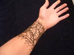 43 henna wrist tattoos design