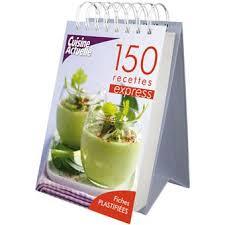cuisine actuelle recettes 150 recettes express chevalet cuisine actuelle cartonné