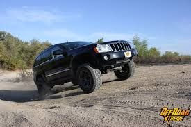 baja jeep riding high this jeep wk gets a growth spurt off road xtreme