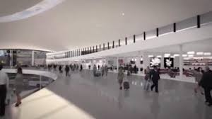 inside the heathrow of the future new terminal design revealed