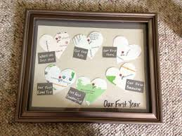 1 year anniversary gifts for him 1 year wedding anniversary gifts for him awesome traditional 1 year