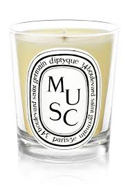musc candle by diptyque diptyque