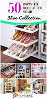 Shoe Home Decor by 50 Best Shoe Storage Ideas For 2017