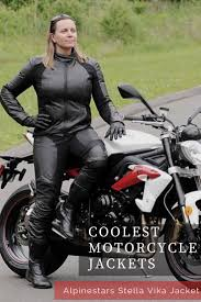 cool motorcycle jackets 6 of the coolest motorcycle jackets for 2017 motorcycle jackets