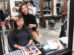get your dream haircut at assort tokyo a hair salon in aoyama