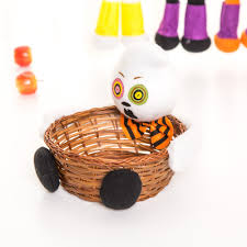 halloween candy gift basket aliexpress com buy candy bag packaging children package