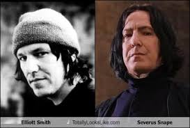 Professor Snape Meme - elliott smith totally looks like severus snape memebase funny memes