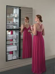 floor length mirror cabinet full length mirror cabinet by robern