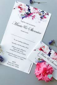 hitcheed 7 beautiful and creative wedding invites ideas you will