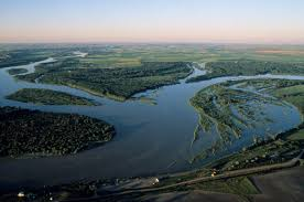 North Dakota rivers images A journey with the yellowstone in missouri river territory part jpg
