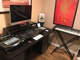 thomann studio desk show off your studio your most striking studios