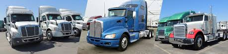 used kenworth semi trucks for sale used heavy duty trucks 3 axles 2 axles sleeper trucks day cabs