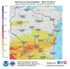 Madison Wi Map Icy Monday Will Make For Tough Travel Conditions Local Weather