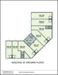 Floor Plan Business by Floor Plans U2014 Derry Business Centre