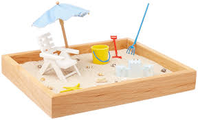 Japanese Desk Accessories by Amazon Com Executive Sandbox A Day At The Beach Toys U0026 Games