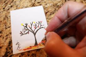 fall tree flip book the pinterested parent