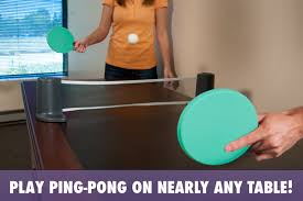 portable table tennis table pongo portable table tennis