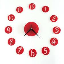 horloge de cuisine design horloge murale cuisine design horloge murale design cuisine achat