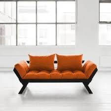 orange futons foter
