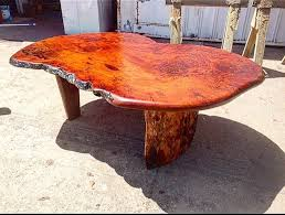 burl coffee table for sale port jarrah coffee tables