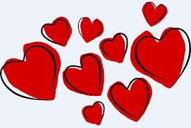 3000 free heart clip art images and pictures of hearts