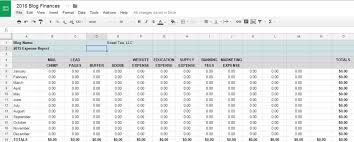 expenses sheet template free expense tracking and budget tracking