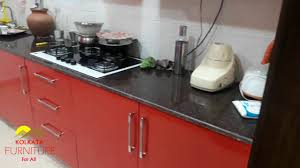 modular kitchen cabinets customized services kolkata youtube