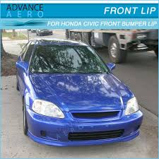 honda civic 2000 parts and accessories for 99 00 honda civic ek oe factory si style pu auto parts car