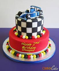 race car cake cmny cakes