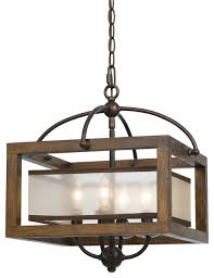 Semi Flush Pendant Lighting 60w Semi Flush Pendant Bronze Finish Organza Shade