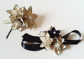 corsage and boutonniere for prom date corsage boutonniere set prom homecoming