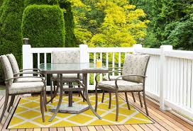 Outdoor Rugs For Deck by Indoor Outdoor Rugs 150cm X 240cm 5 Ft X 6 Ft Green Decore