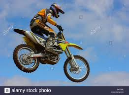 Motocross Action At Cleve Stock Photo Royalty Free Image
