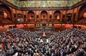 parlamento seduta comune consulta l 11 gennaio convocato il parlamento in seduta comune