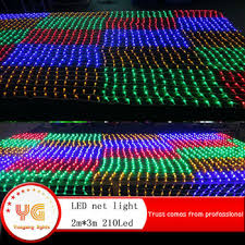 2m 3m 210leds sale led lights led outdoor net