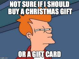 Gifts For Meme - christmas shopping imgflip