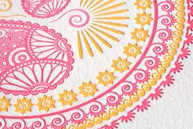 indian wedding invitation designs indian pattern letterpress wedding invitations