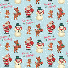vintage christmas paper vintage christmas wrapping paper festival collections