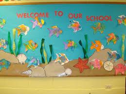 Preschool Bulletin Board Decorations Best 25 Fish Bulletin Boards Ideas On Pinterest Dr Seuss