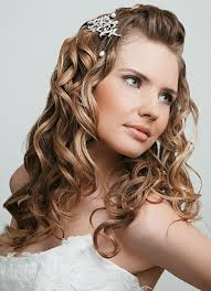 quinceanera hairstyles for long with tiara best style