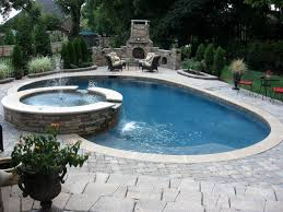 Blue Haven Pools Tulsa by Gunite Pool Designs Home Decor Gallery