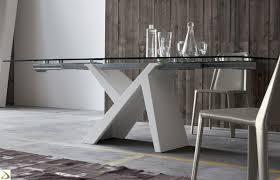tavoli da sala da pranzo moderni beautiful tavolo da pranzo allungabile ideas idee arredamento