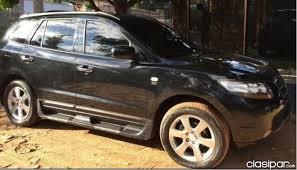 hyundai santa fe 2008 diesel hyundai santa fe 2008 diesel vgt automat equipo en asunción
