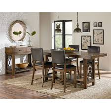 standard furniture benson casual dining room group wayside
